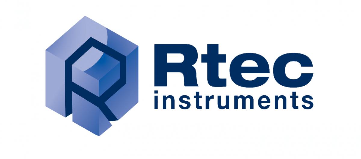 Logo Rtec tribometer - scratch - indentation