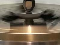 Low-friction-test-Tribomete
