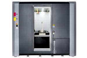 Large CT scanner